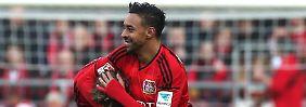 Stuttgart bleibt Elfter: Leverkusen schlägt seinen Lieblingsgegner