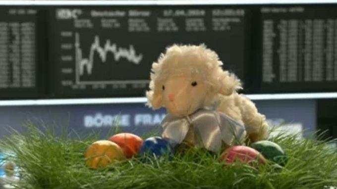 Alle Augen auf den Ifo-Index: Geht dem Dax noch vor Ostern die Puste aus?
