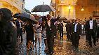 Nach einem Rundgang durch die abgeriegelte Altstadt von Havanna ...