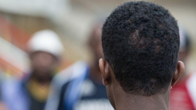 Das Risiko, bei der Schwarzarbeit erwischt zu werden, ist vielen Flüchtlingen offenbar zu groß.
