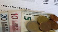 Bezüge ohne Abschläge?: Wechsel der Rente nicht möglich