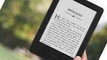 E-Reader jetzt aktualisieren: Amazon verteilt wichtiges Kindle-Update