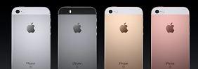 Event mit kleinen Überraschungen: Apple zeigt iPhone SE und iPad Pro