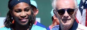 """Williams: """"Beleidigend, unrichtig"""": Tennisdirektor tritt nach Macho-Spruch ab"""