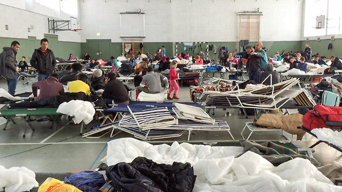 Deutschland will die Ausgaben für die Flüchtlinge nachträglich als Entwicklungshilfe deklarieren.