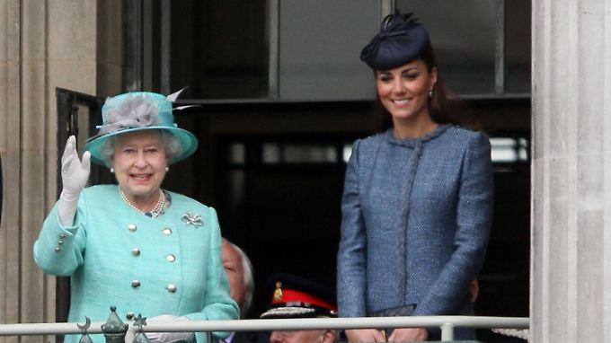 Kate eroberte das Herz der Queen mit Chutney.
