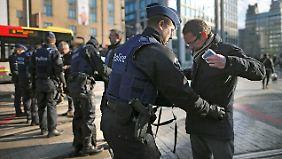 Nach den Explosionen in Brüssel: Experte: Deutschland muss mit Anschlägen rechnen