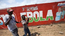 Das Virus hatte Liberia zwei Jahre lang fest in seinem Griff.
