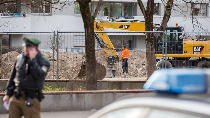 Einwohner in Schwabing-West müssen wegen einer Bombenentschärfung ihre Häuser verlassen.