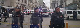Angeblich Deutsche im Visier: Berichte: Terroristen in Türkei festgenommen