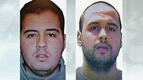 Fahndung nach drittem Täter: Selbstmordattentäter von Brüssel sind Brüder