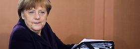 Terroranschläge in Brüssel: Von Krieg will Merkel nicht sprechen