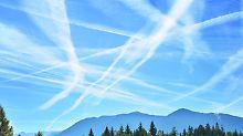 Chemtrails, BRD GmbH, Hooton-Plan: Die derzeit beliebtesten Verschwörungstheorien