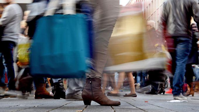 """Die GfK prognostiziert weiterhin gute Aussichten für das Gesamtjahr und beurteilt die Konsumlaune als """"ungebrochen""""."""