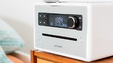 CD-Radio mit Wellness-Extras: Sonoro CD 2 hilft beim Relaxen