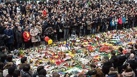 Sondertreffen der EU-Innenminister: Brüssel gedenkt der Opfer des Terrors