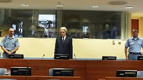 40 Jahre Haft: Haager Tribunal verurteilt Karadzic wegen Völkermord