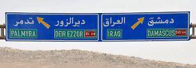 """""""Wir eliminieren ihr Kabinett"""": US-Truppen töten """"Nummer zwei"""" des IS"""