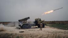 Frühjahrsoffensive auf Mossul: Pentagon will mehr US-Truppen im Irak