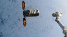 """Andockmanöver im Weltraum: """"Cygnus"""" erreicht die ISS"""