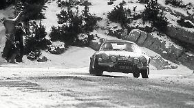 Als der Alpine endlich einen V8 bekam, wurde er unfahrbar.