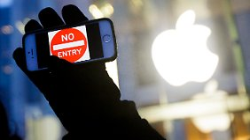 Das US-Justizministerium knackte das Smartphone ohne den Elektronikkonzern.