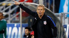 Revanche geglückt: Jürgen Klinsmann darf zufrieden sein.