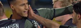 EM-Qualifikations-Sieg in Russland: Deutsche U21-Nationalelf lässt sich nicht stoppen