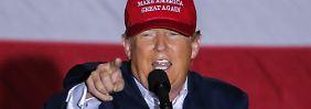 Donald Trump will Amerika wieder groß machen.
