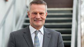 Thomas Bliesener ist Leiter des Kriminologischen Forschungsinstituts.