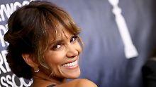 Nackt im Dschungel: Halle Berry posiert, wie Gott sie schuf