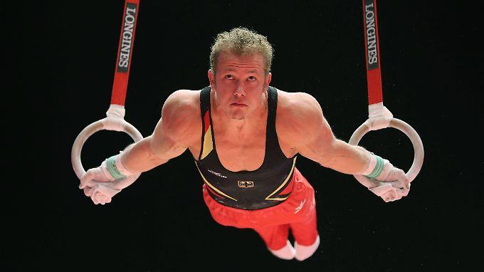 Fabian Hambüchen muss auf die Teilnahme an der Olympia-Qualifikation verzichten.
