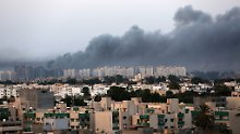 Immer wieder kommt es in Tripolis zu Kämpfen, das Eintreffen der Einheitsregierung hat den Konflikt aber weiter angeheizt (Archivbild).