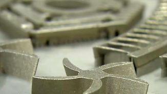 Immense Anwendungsmöglichkeiten: 3D-Drucker verändern Produktionsprozesse