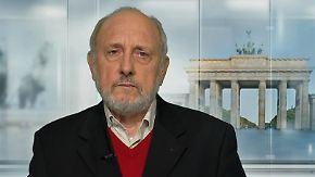 """Grün-Schwarz in Baden-Württemberg?: """"CDU hat keine andere Chance, sich zu erneuern"""""""