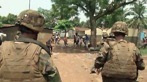 Einsatz in Zentralafrikanischer Republik: Soldaten der UN-Friedenstruppen sollen Mädchen missbraucht haben