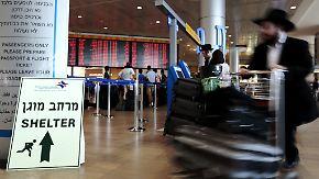 Hochsicherheitstrakt Flughafen: Israel setzt auf Psychologie statt Technik