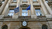 Privatisierungsziele verfehlt: Bundesbank will IWF bei Athen-Hilfen