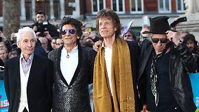 Band-Museum in London eröffnet: Rolling Stones kündigen neues Album an