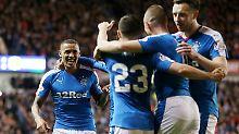 + Fußball, Transfers, Gerüchte +: Glasgow Rangers sind wieder erstklassig