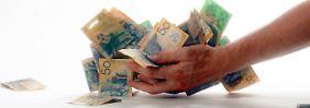 Teure Scheidung: Muss der Lottogewinn geteilt werden?