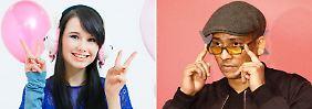 ESC-Showdown beim Echo: Jamie-Lee trifft auf Naidoo