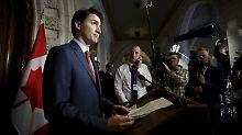 Abhängig vom Erdöl: Kanada ist auf einem schlammigen Weg