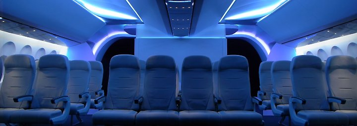 Crystal Cabin Award 2016: Innovationen in der Flugzeugkabine