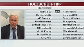 """Holzschuh tippt den Spieltag: """"Dortmunder sind mit dem Kopf in Liverpool"""""""