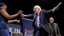 Vorwahlen in Wyoming: Sanders siegt schon wieder