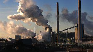 Thema: Stahlbranche