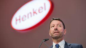 Nach Rekordjahren: Henkel-Chef setzt Fragezeichen hinter Umsatzziel
