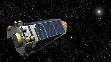 Rekord-Bekanntmachung: Teleskop Kepler findet 1284 neue Planeten