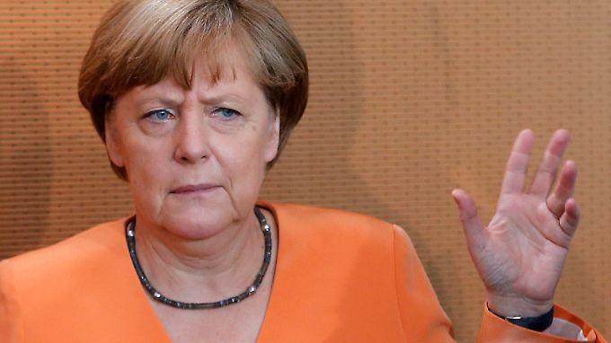Von Merkels Regierung gibt es zur erwarteten Türkei-Reise derzeit keine konkreten Informationen.